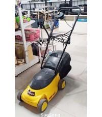 รถตัดหญ้า SMART สีเหลือง
