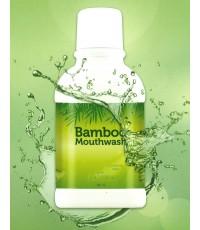 น้ำยาบ้วนปาก Bamboo mouthwash ฟันขาว ลมหายใจสดชื่น จัดส่งฟรี โทร 081 133 2123
