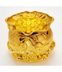 ถุงทองมงคลที่เก็บเพิ่มพูนทรัพย์