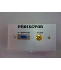 Outlet VGA 1  VDO 1