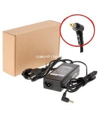 Adapter Notebook Compaq/HP 18.5V-3.5A/1.7mm หัวเหลือง