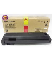 ผงหมึก MX-500AT ยี่ห้อ SHARP