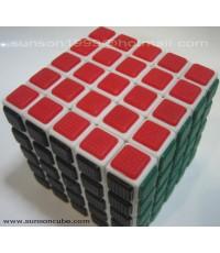 รูบิค 5x5x5 ( Tile ) White