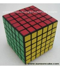 รูบิค 6x6x6 YJ  - Black
