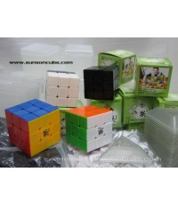 3x3x3 และ 4x4x4 Dayan -- Promotion