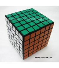 6x6x6 V.2  SS  / Black