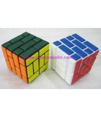4x4x4 Banaged ( Wall ) CT / White
