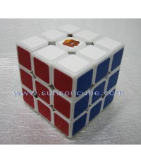 3x3x3 Speedcube Gans-III 57 mm. V.2 / White