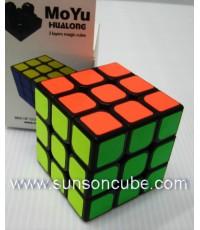 3x3x3 Moyu HuaLong - Black