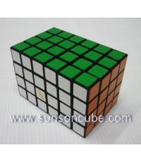 4x4x6 Calvin\'s Puzzle  - Black