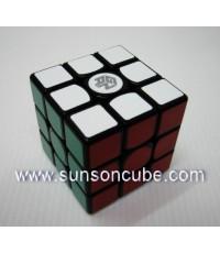 3x3x3 Gans 356 - ฺBlack