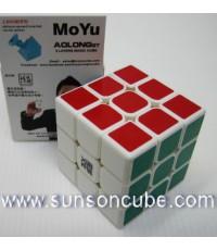 3x3x3 Moyu Aolong GT - White