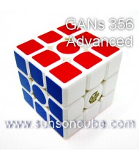 3x3x3 GANs 356S V.2 Advanced - White