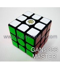 3x3x3 GANs 356S V2 Master - ฺBlack