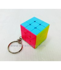 3x3x3 Key Chain - YuXin