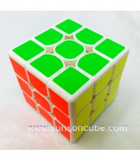 3x3x3 Moyu WeiLong GTS  - White