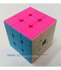 3x3x3 Moyu AoLong V.2  / Body color ( Pink )