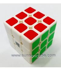 3x3x3 Moyu Aolong V.2  / White
