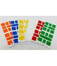 Sticker Square 1  ( SQ-1 )