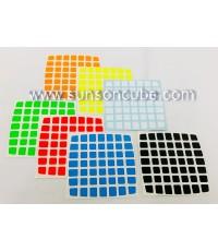 Sticker รูบิค 7x7x7 Pillow / Z Bright