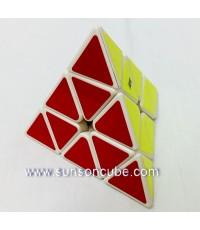 Magnetic Pyraminx -  MoYu / White