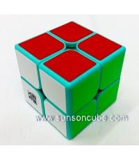 2x2x2 Moyu WeiPo  - Teel