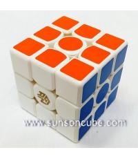 3x3x3 GANs 356S V.2 ( Lite )  / White