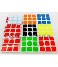 Sticker For 3x3x3 Valk3  ( Z Bright )