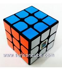 3x3x3  MoFangJiaoShi - MF3RS  /  Black