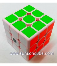 3x3x3 Moyu WeiLong GTS  - ฺLight Pink