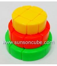 3x3x3 - 3 Layers Cake