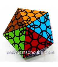 Clover Icosahedron D1 - Very Puzzle