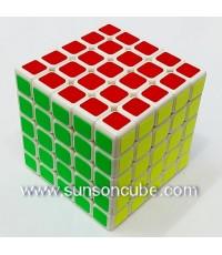 5x5x5 WeiChuang GTS - Moyu / White