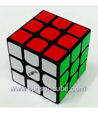3x3x3 QiYi - Valk 3 Magnetic by Cube Family  / Black