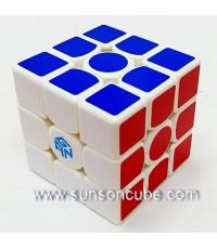 3x3x3 - GAN 356 Air SM  /  ฺWhite