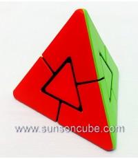 Dual Pyraminx - Lefun / Body color
