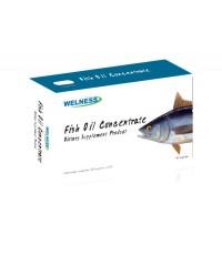 เวลเนส ฟิช ออย คอนเซ็นเทรด ผลิตภัณฑ์เสริมอาหารน้ำมันปลา 2 กล่อง จากรายการ TV