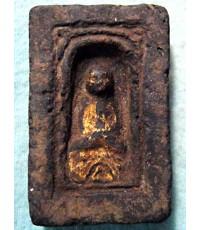 พระหลวงปู่ทวดเนื้อว่านปี2497พิมพ์กล่องไม้ขีดวัดช้างให้