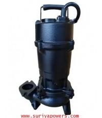 KIRA PUMP ปั๊มน้ำเสีย รุ่น NP27.5 - 4  7.5KW