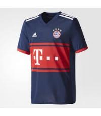 เสื้อฟุตบอลทีมบาเยิร์น มิวนิค ชดเยือน ฤดูกาล 2017/18 ของแท้