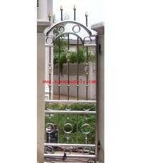 ประตูสเตนเลส บานเล็ก No.3