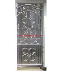 ประตูสเตนเลส บานเล็ก No.9