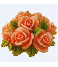 แม่พิมพ์ รูปดอกกุหลาบ
