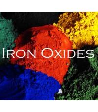 สีเขียวIron Oxides 1Kg.