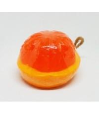 พิมพ์ รูปส้มปอกครึ่งลูก 1 ช่อง  90g.