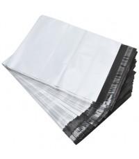 ซองพลาสติกสีขาวไปรษณีย์ 28x42cm 100 ชิ้น