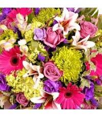 หัวน้ำหอมกลิ่นดอกไม้นานาพันธ์ 1000ml