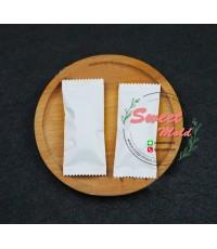 ซองอลูเมียมฟลอย์สีขาว ขนาด4x9cm แพ็ค100ชิ้น