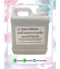 Base Diffuser(เบสผสมน้ำหอมปรับอากาศสำเร็จรูป) ขนาด1000ML