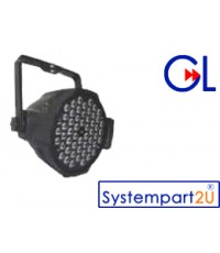 Par LED Light ยี่ห้อ GL รุ่น SLHP-5403 LED 3W 8dmx channel